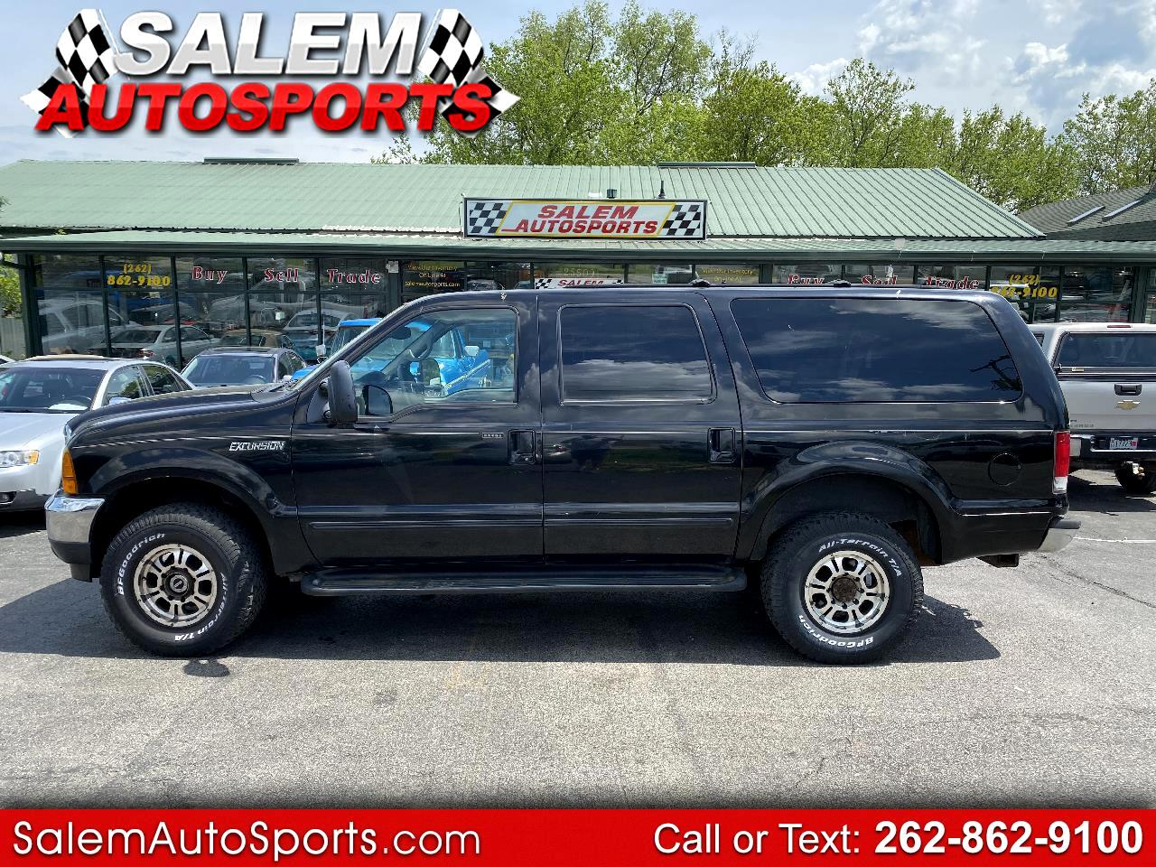 "Ford Excursion 137"" WB XLT 4WD 2000"