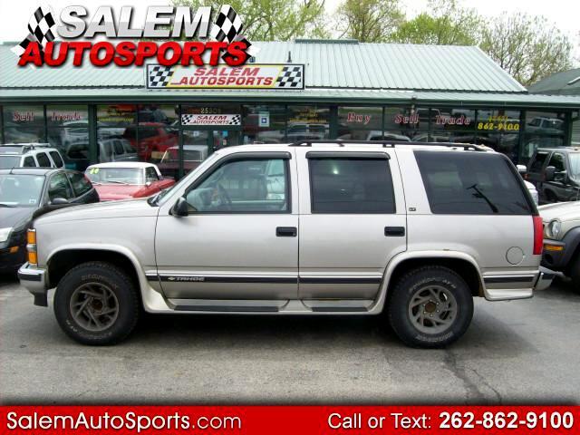1998 Chevrolet Tahoe LT 4WD