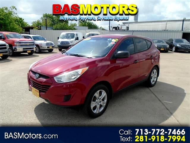 used 2012 hyundai tucson gl auto fwd for sale in houston tx 77074 bas motors. Black Bedroom Furniture Sets. Home Design Ideas