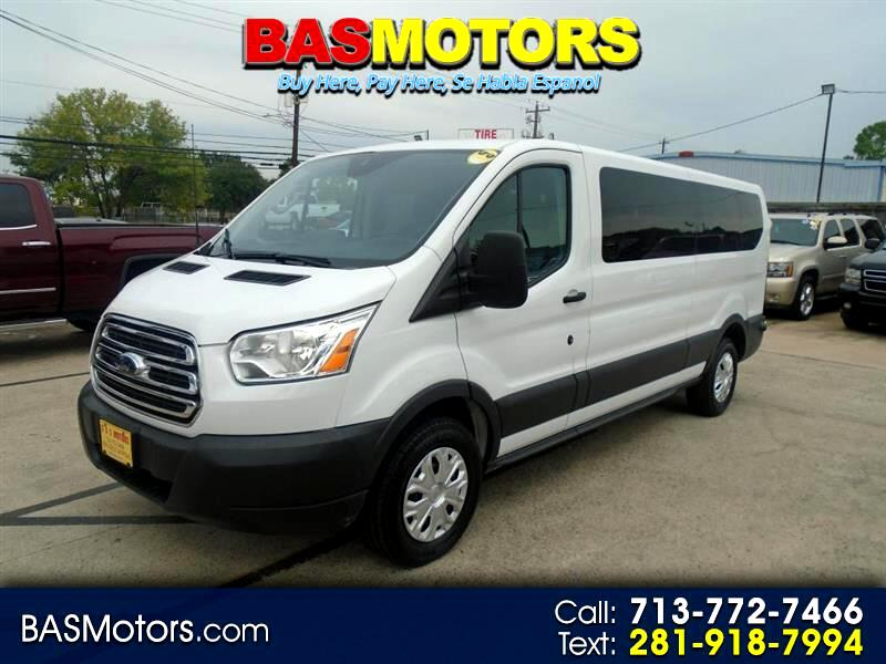 2015 Ford Transit 350 Wagon Low Roof XL 60/40 Pass. 148-in. WB