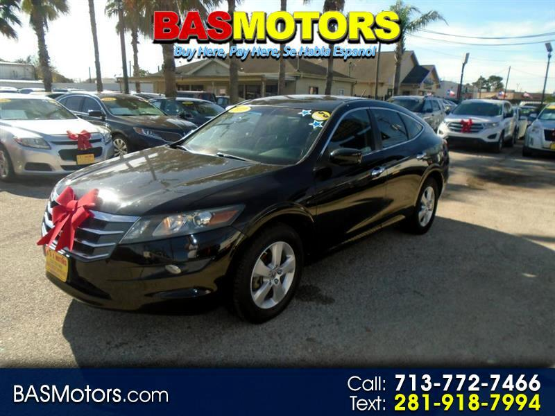 2011 Honda Accord Crosstour EX 2WD 5-Spd AT