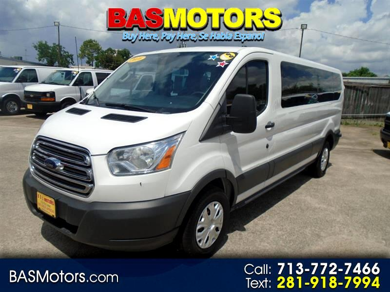 2016 Ford Transit 350 Wagon Low Roof XL 60/40 Pass. 148-in. WB