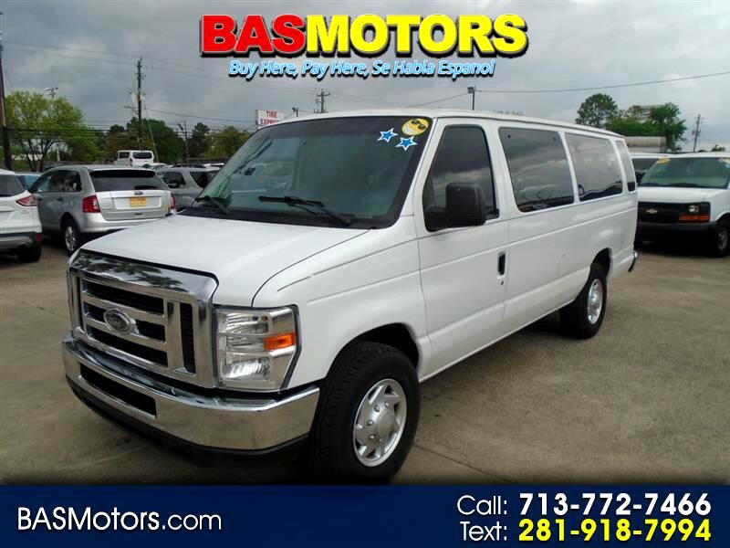 Ford Econoline E-350 XL Super Duty Extended 2012