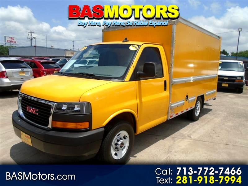 2018 GMC Savana G3500 139 in.