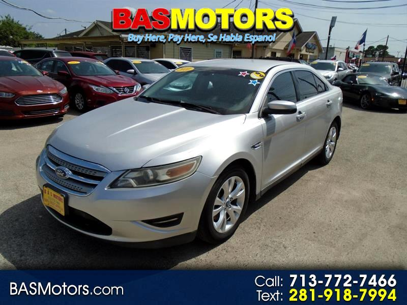 Ford Taurus SEL FWD 2010