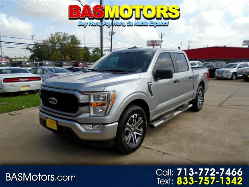 Ford F-150 XL SuperCrew 5.5-ft. Bed 2WD 2021