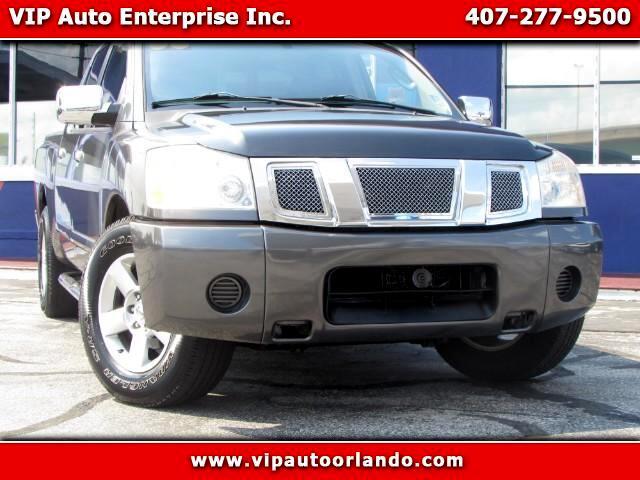 2006 Nissan Titan SE Crew Cab 2WD