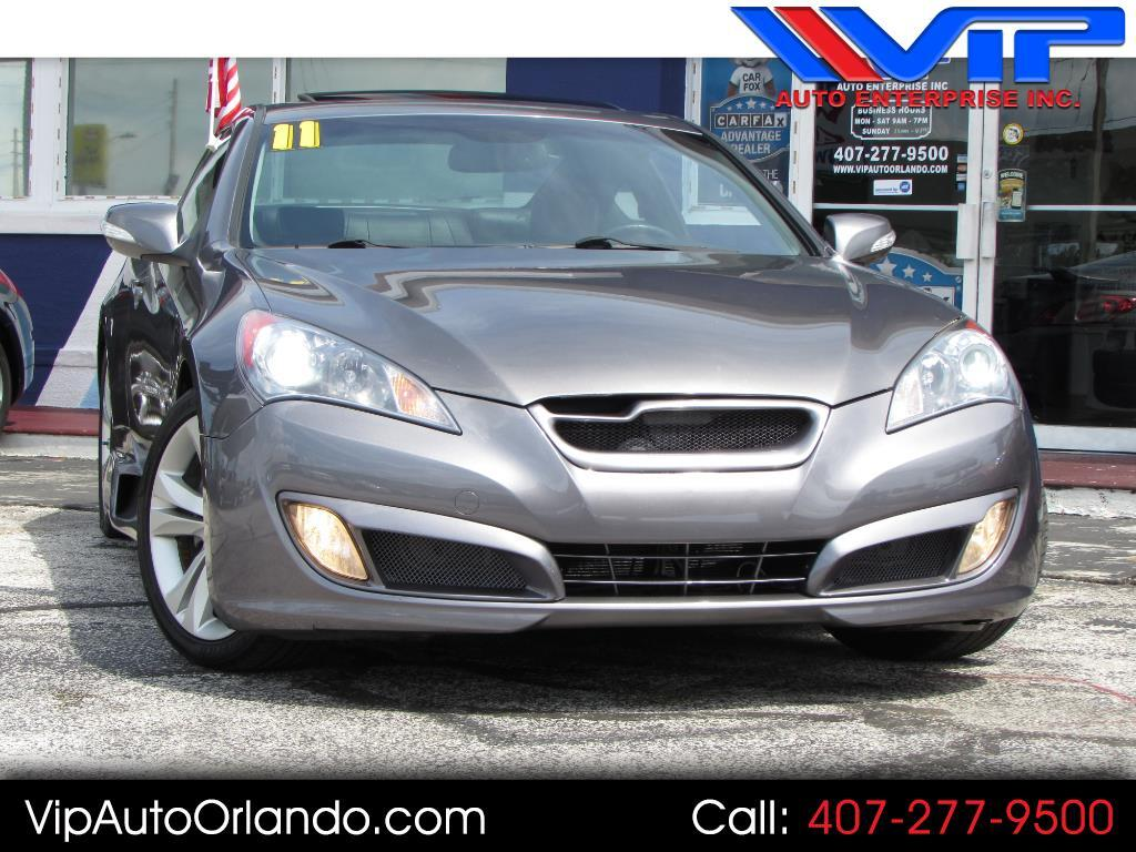 2011 Hyundai Genesis Coupe 3.8 Track Manual