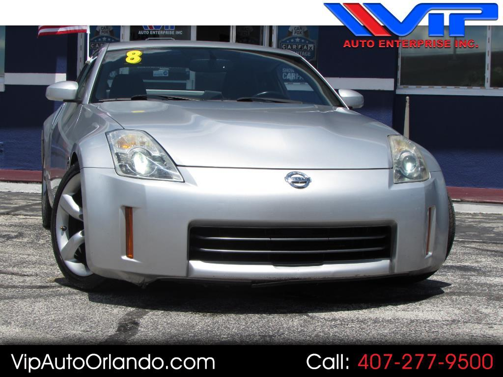 2008 Nissan 350Z Grand Touring Coupe