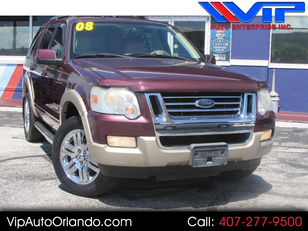 2008 Ford Explorer Eddie Bauer 4.0L 2WD