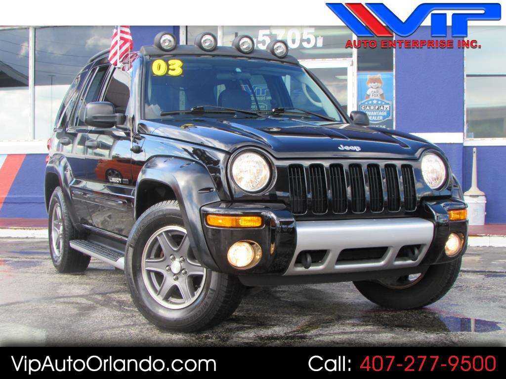 2003 Jeep Liberty Renegade 2WD
