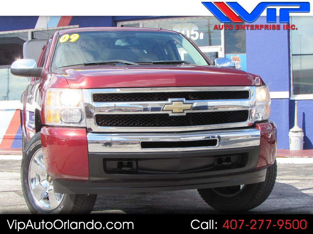 2009 Chevrolet Silverado 1500 LT1 Ext. Cab Long Box 2WD