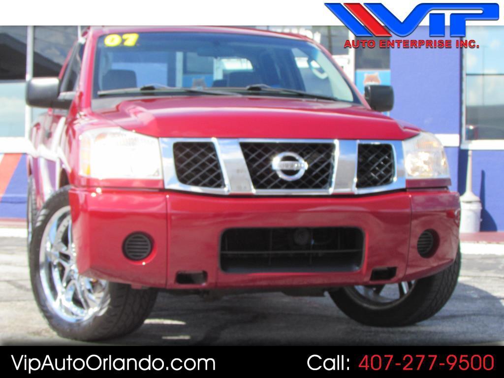 2007 Nissan Titan XE King Cab 2WD