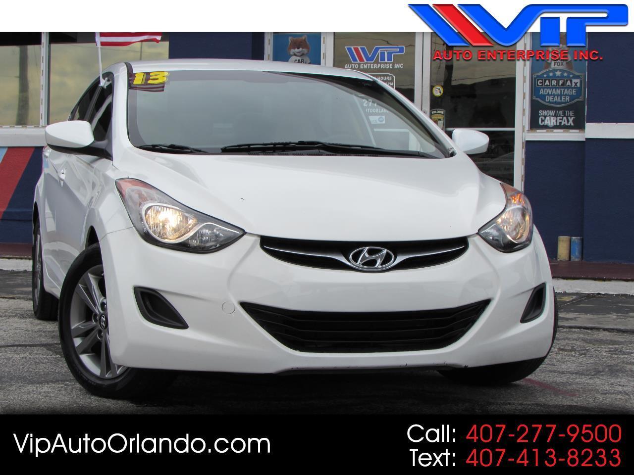 2013 Hyundai Elantra 4dr Sdn Auto GLS (Alabama Plant) *Ltd Avail*