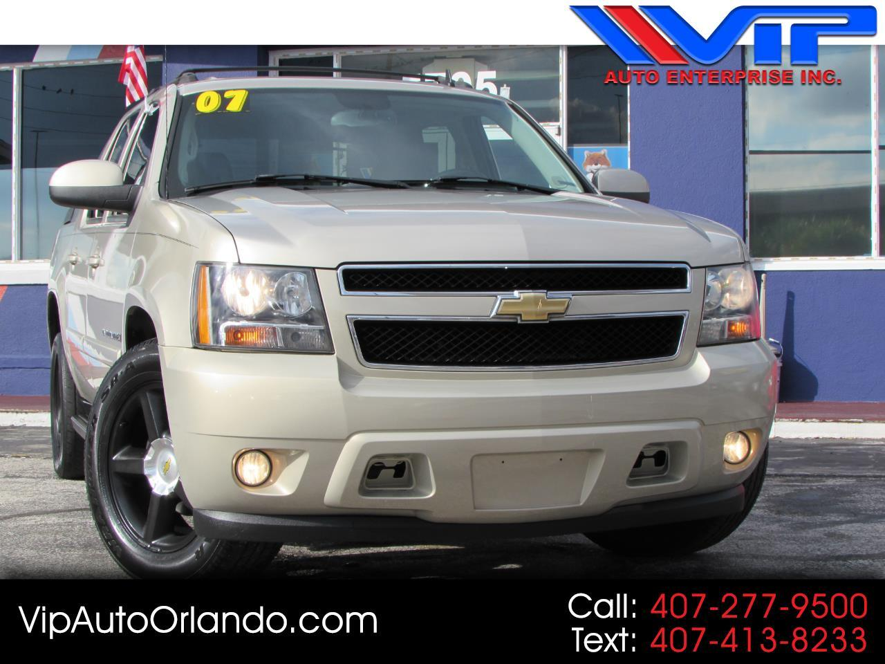"2007 Chevrolet Avalanche 2WD Crew Cab 130"" LT w/2LT"