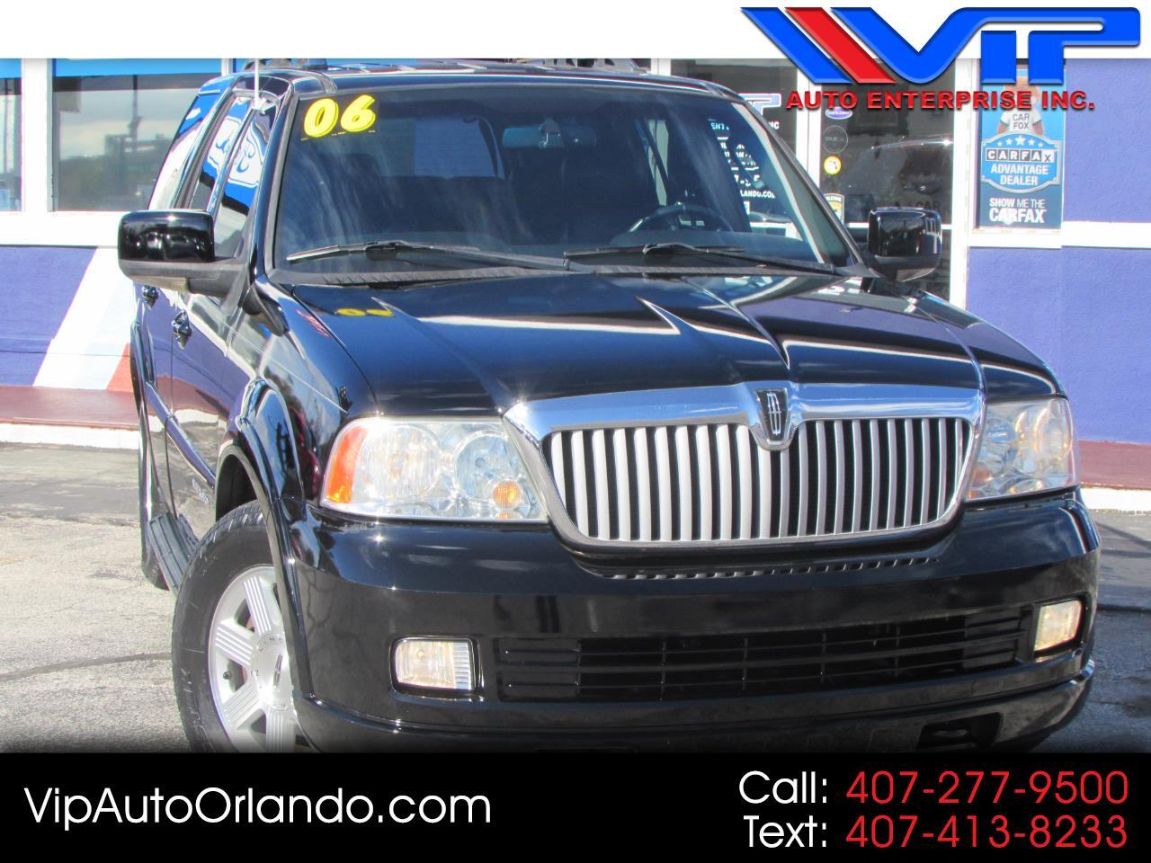 2006 Lincoln Navigator 4dr 2WD Ultimate