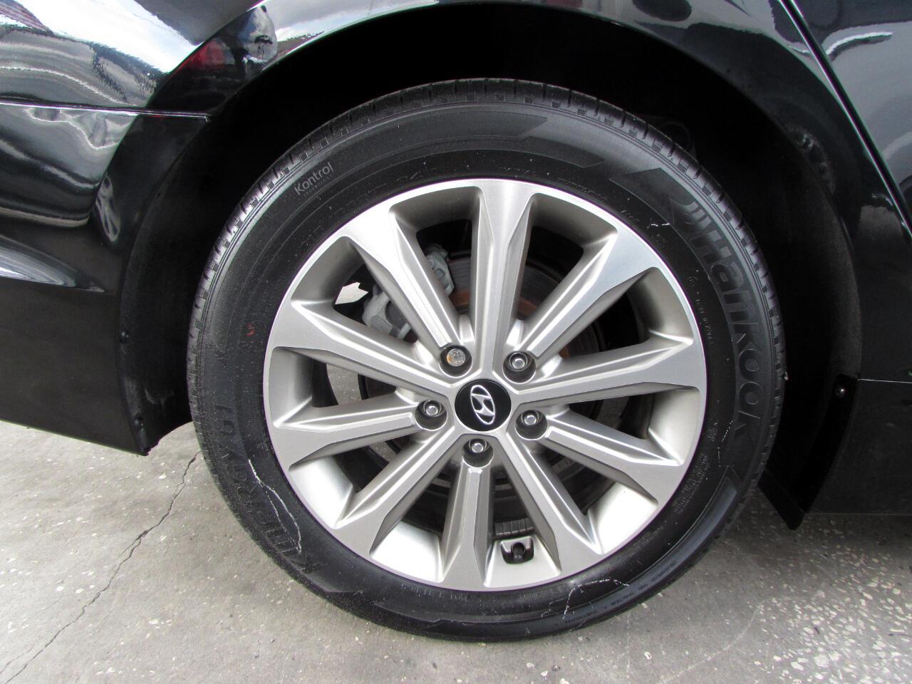 2017 Hyundai Sonata Limited 2.4L
