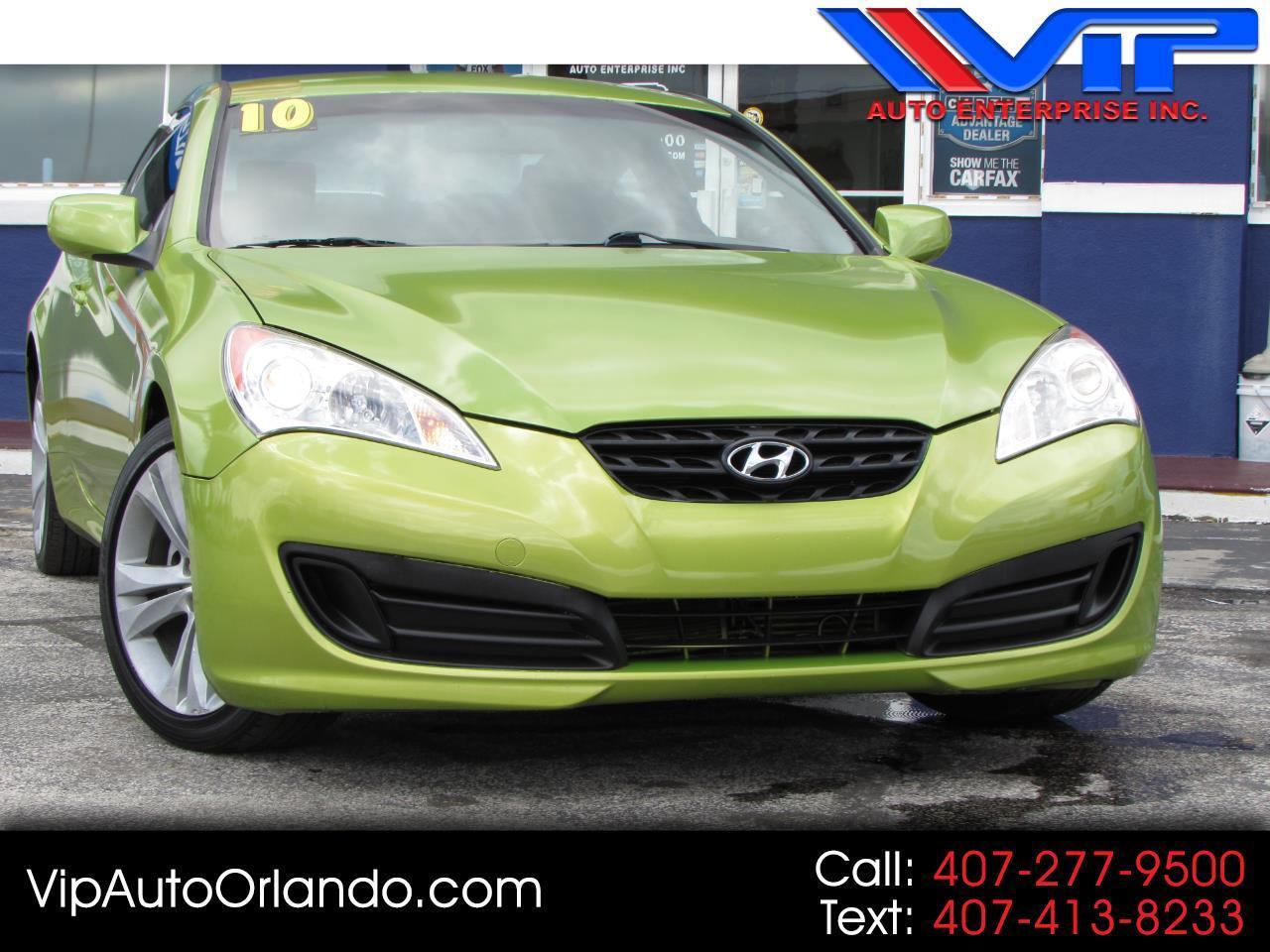 2010 Hyundai Genesis Coupe 2dr 2.0T Auto Premium