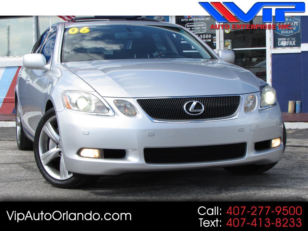 2006 Lexus GS 430 4dr Sdn