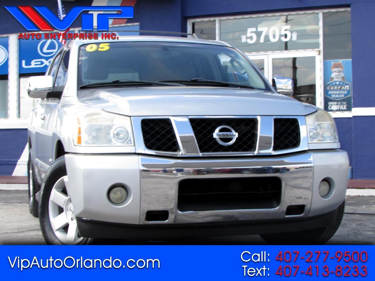 Nissan Armada LE 2WD 2005