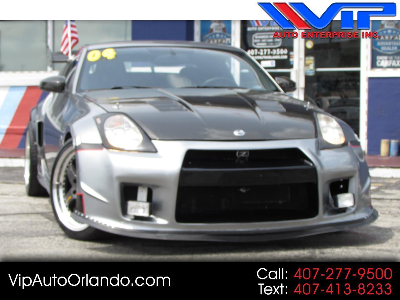 2004 Nissan 350Z 2dr Cpe Touring Auto