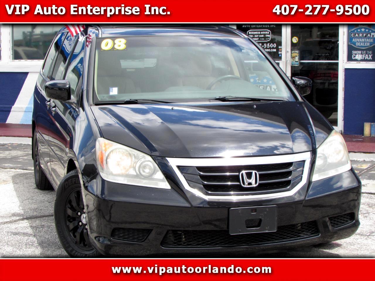 2008 Honda Odyssey 5dr EX-L w/RES & Navi