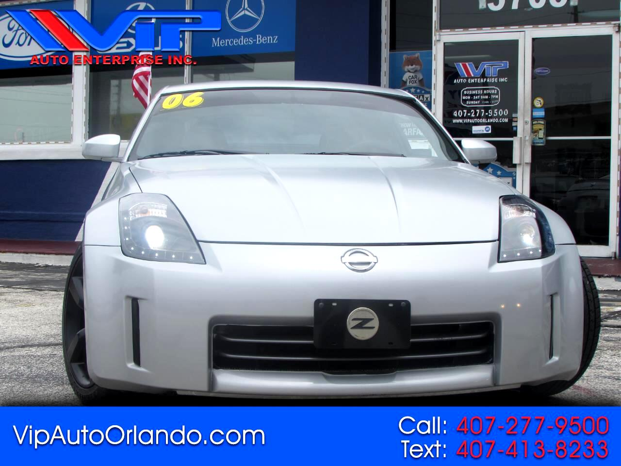 Nissan 350Z 2dr Cpe Touring Auto 2006