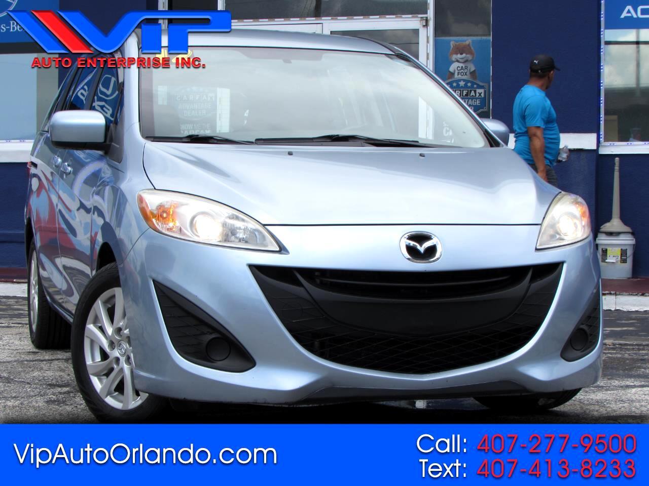 Mazda MAZDA5 4dr Wgn Auto Sport 2012