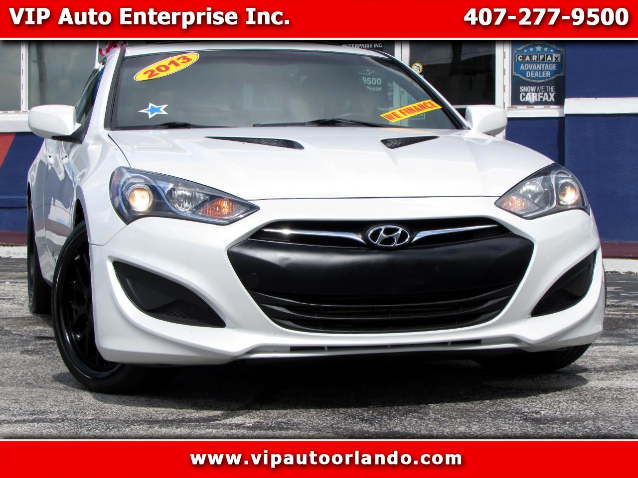 2013 Hyundai Genesis Coupe 2dr I4 2.0T Auto Premium