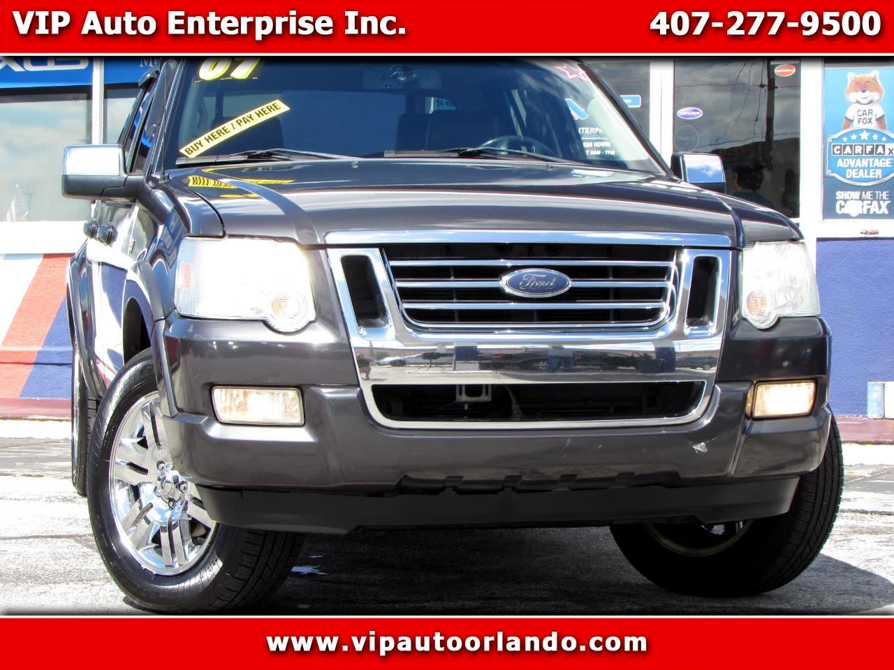 2007 Ford Explorer Sport Trac 4WD 4dr V8 Limited