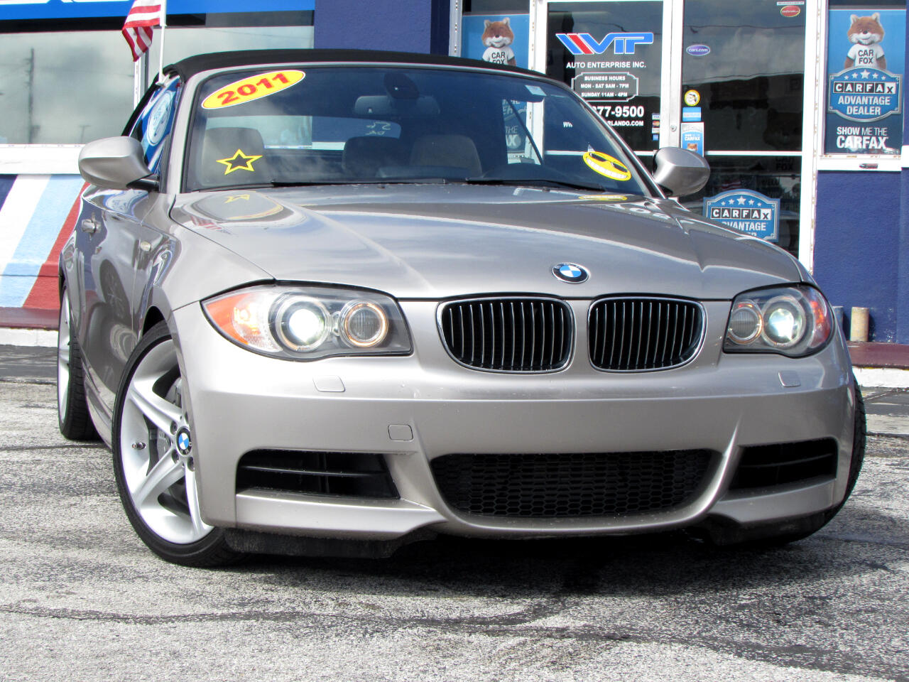BMW 1 Series 2dr Conv 135i 2011