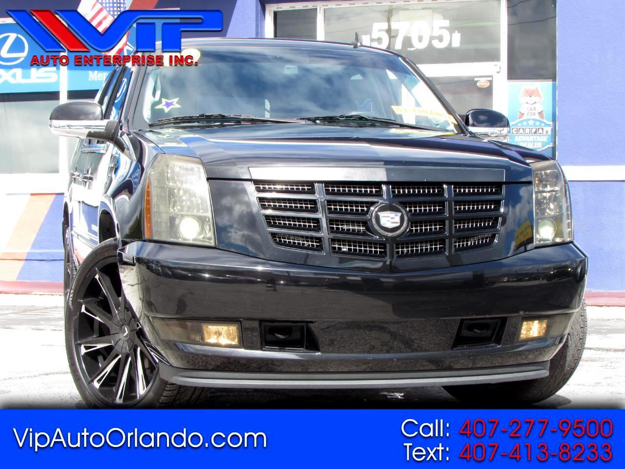 Cadillac Escalade AWD 4dr 2009