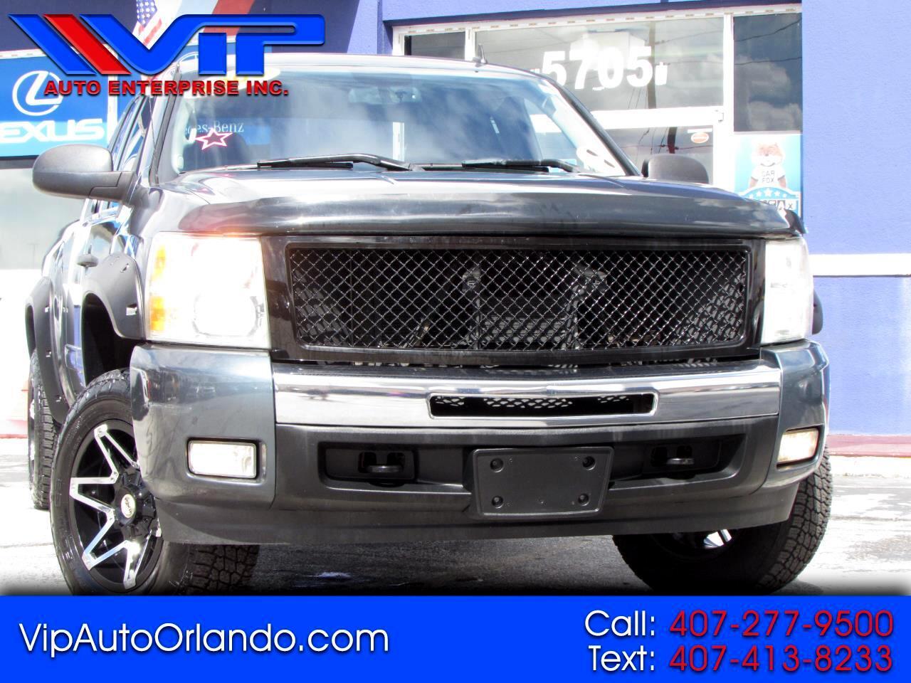 """Chevrolet Silverado 1500 4WD Ext Cab 143.5"""" LT 2009"""