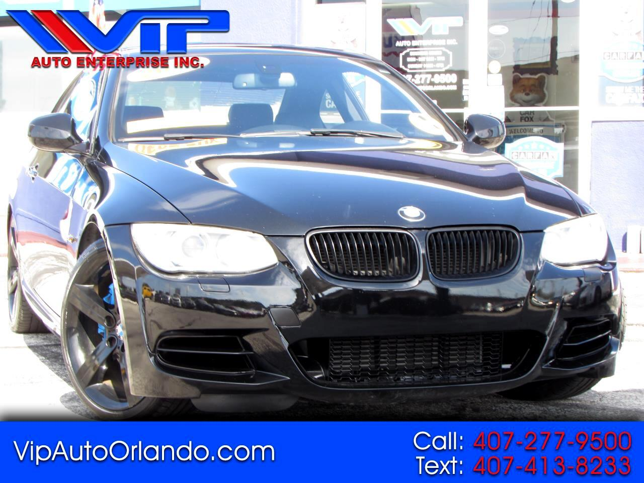 BMW 3 Series 2dr Cpe 335is RWD 2012