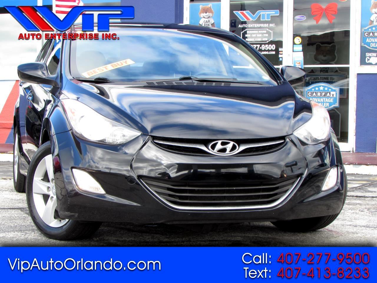 Hyundai Elantra 4dr Sdn Auto GLS (Alabama Plant) 2013