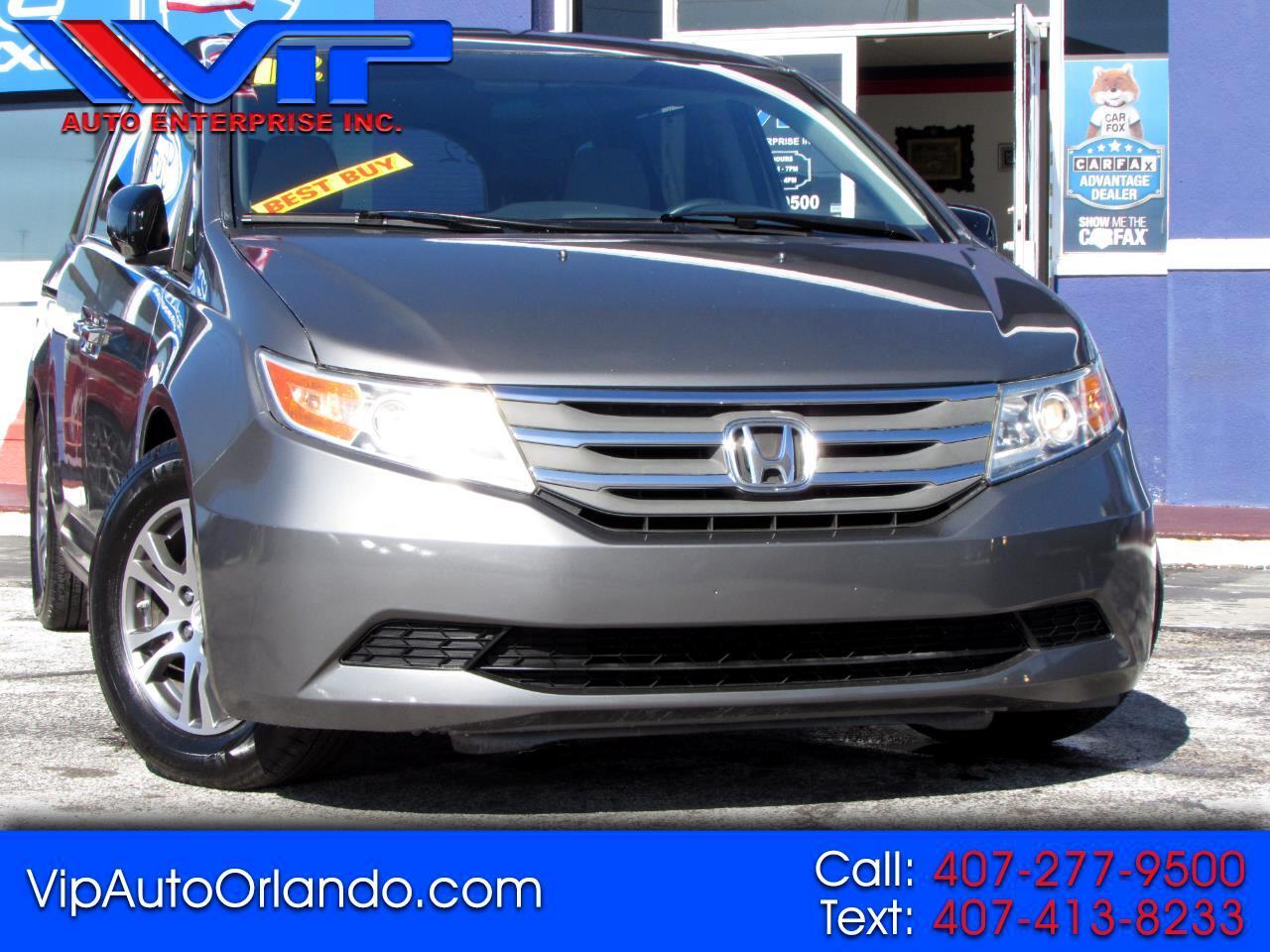Honda Odyssey 5dr EX 2012