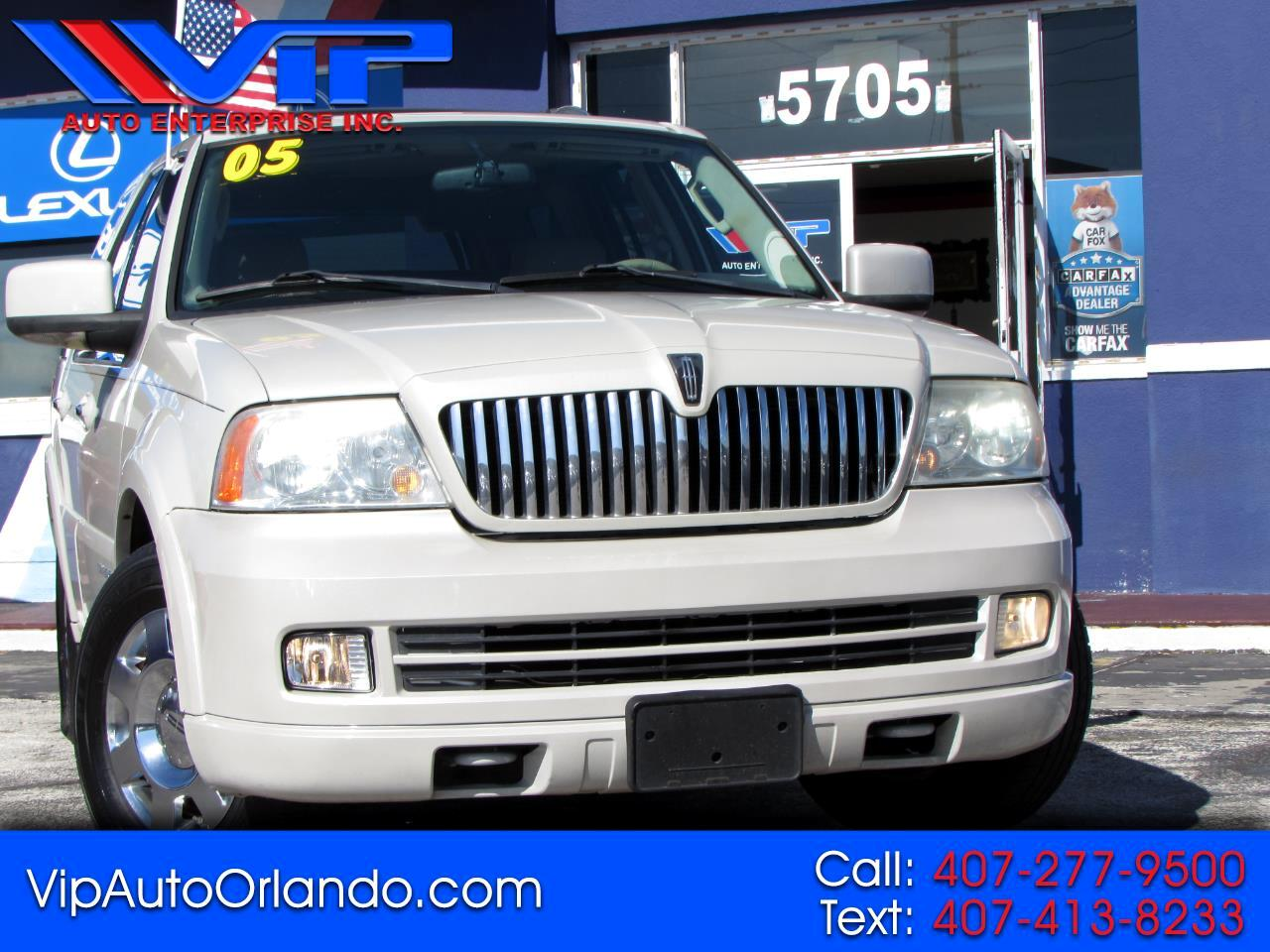 Lincoln Navigator 4dr 4WD Ultimate 2005
