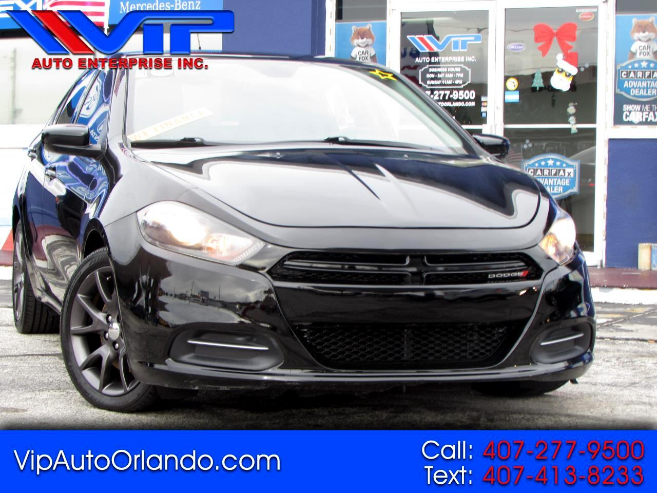Dodge Dart 4dr Sdn SE *Ltd Avail* 2016