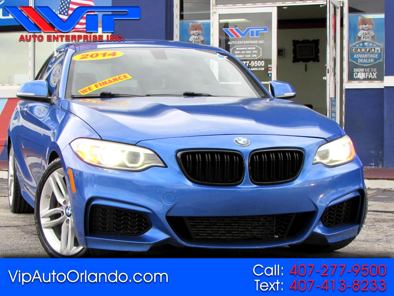 BMW 2 Series 2dr Cpe 228i RWD 2014