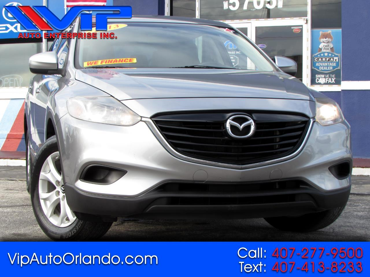 Mazda CX-9 FWD 4dr Touring 2013