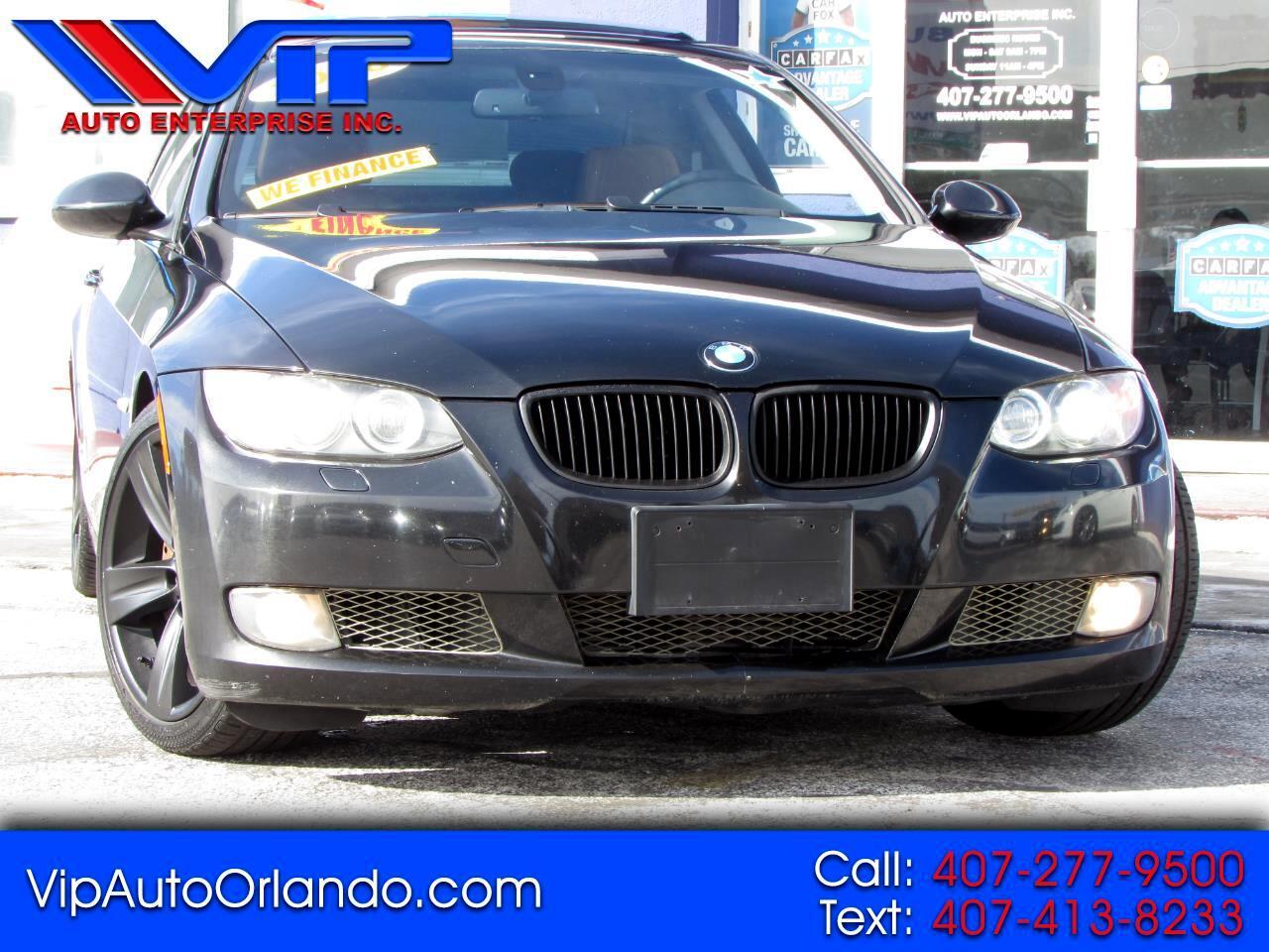 BMW 3 Series 2dr Cpe 335i RWD 2008