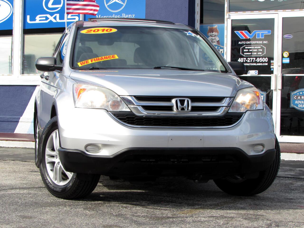 Honda CR-V 4WD 5dr EX 2010