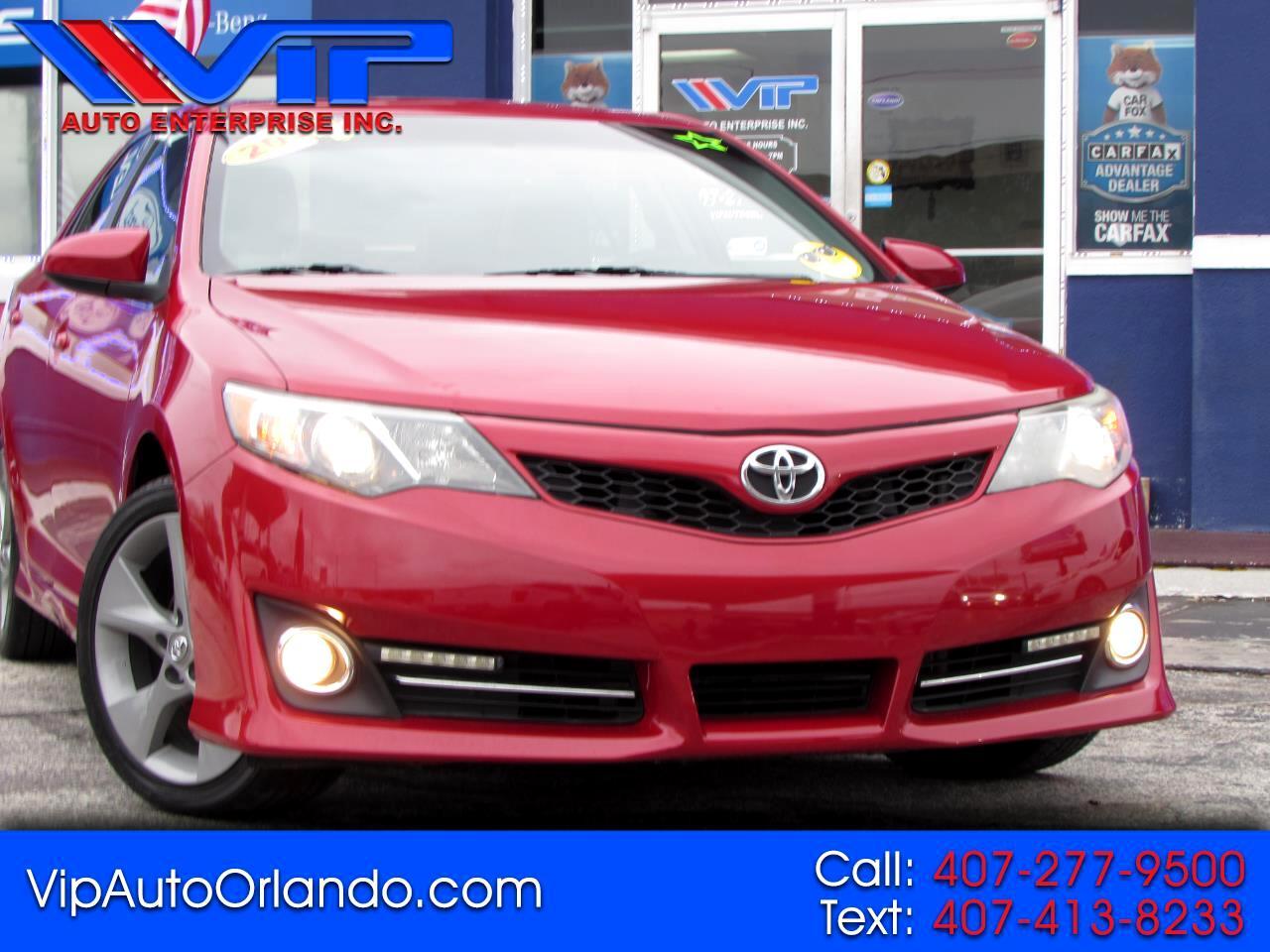 Toyota Camry 2014.5 4dr Sdn V6 Auto SE (Natl) 2014