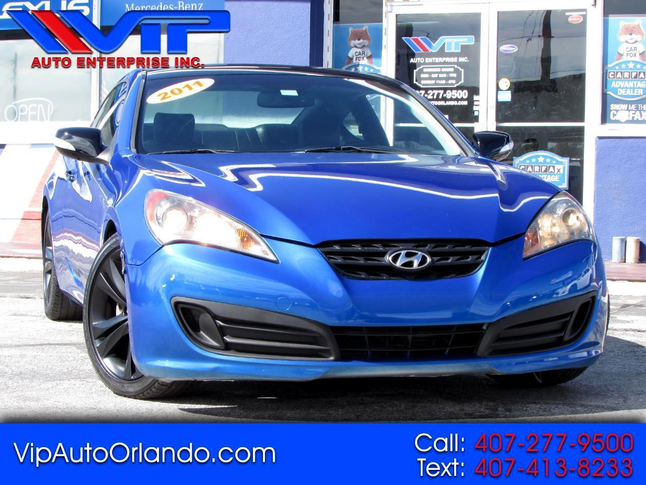 Hyundai Genesis Coupe 2dr 2.0T Auto Premium 2011