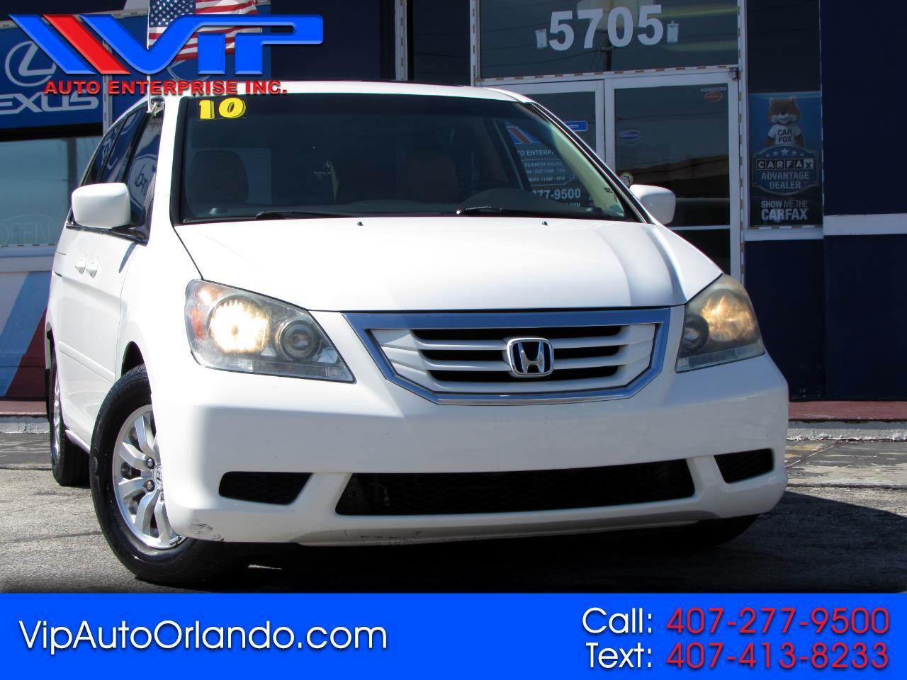 Honda Odyssey 5dr EX-L w/RES & Navi 2010