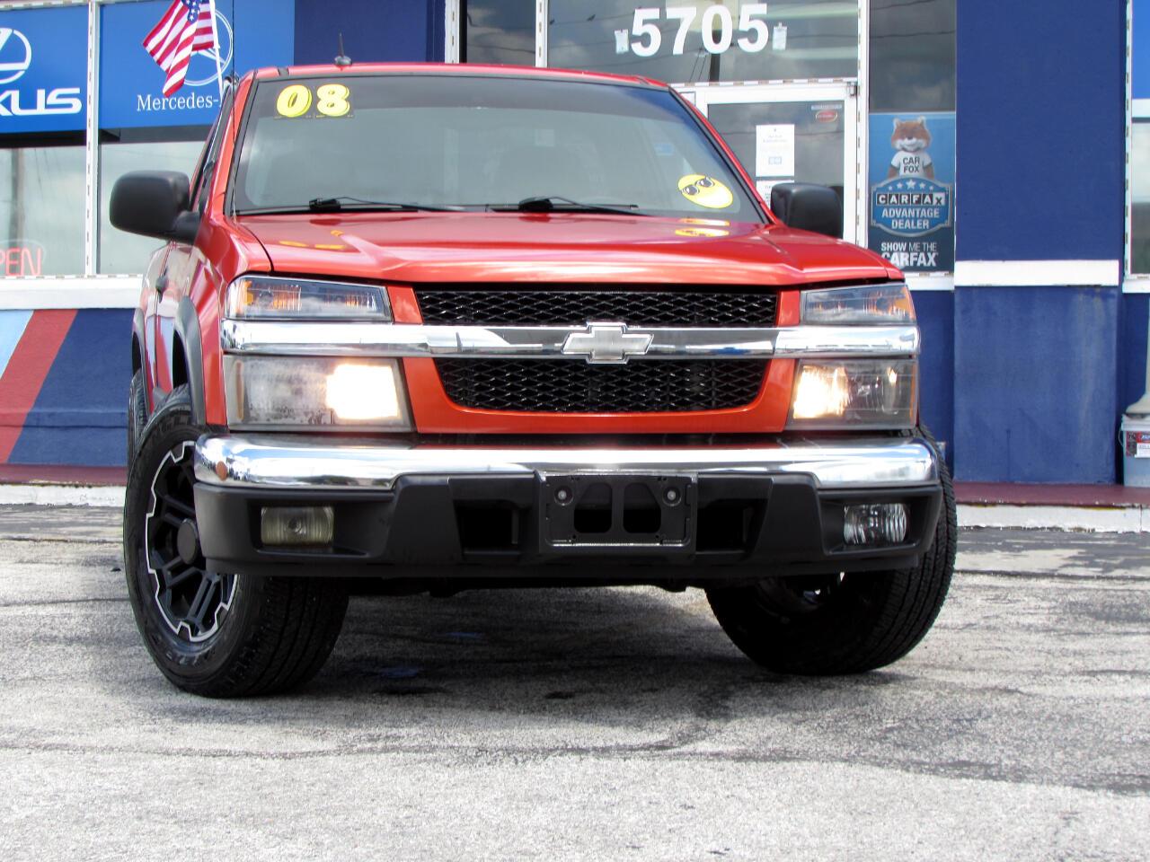 "Chevrolet Colorado 2WD Reg Cab 111.2"" LT w/1LT 2008"