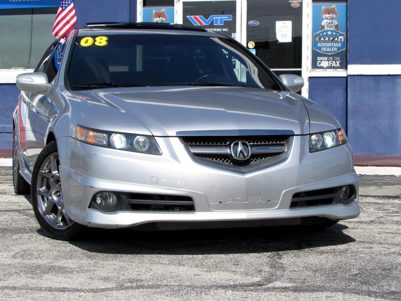 Acura TL 4dr Sdn Auto Type-S 2008