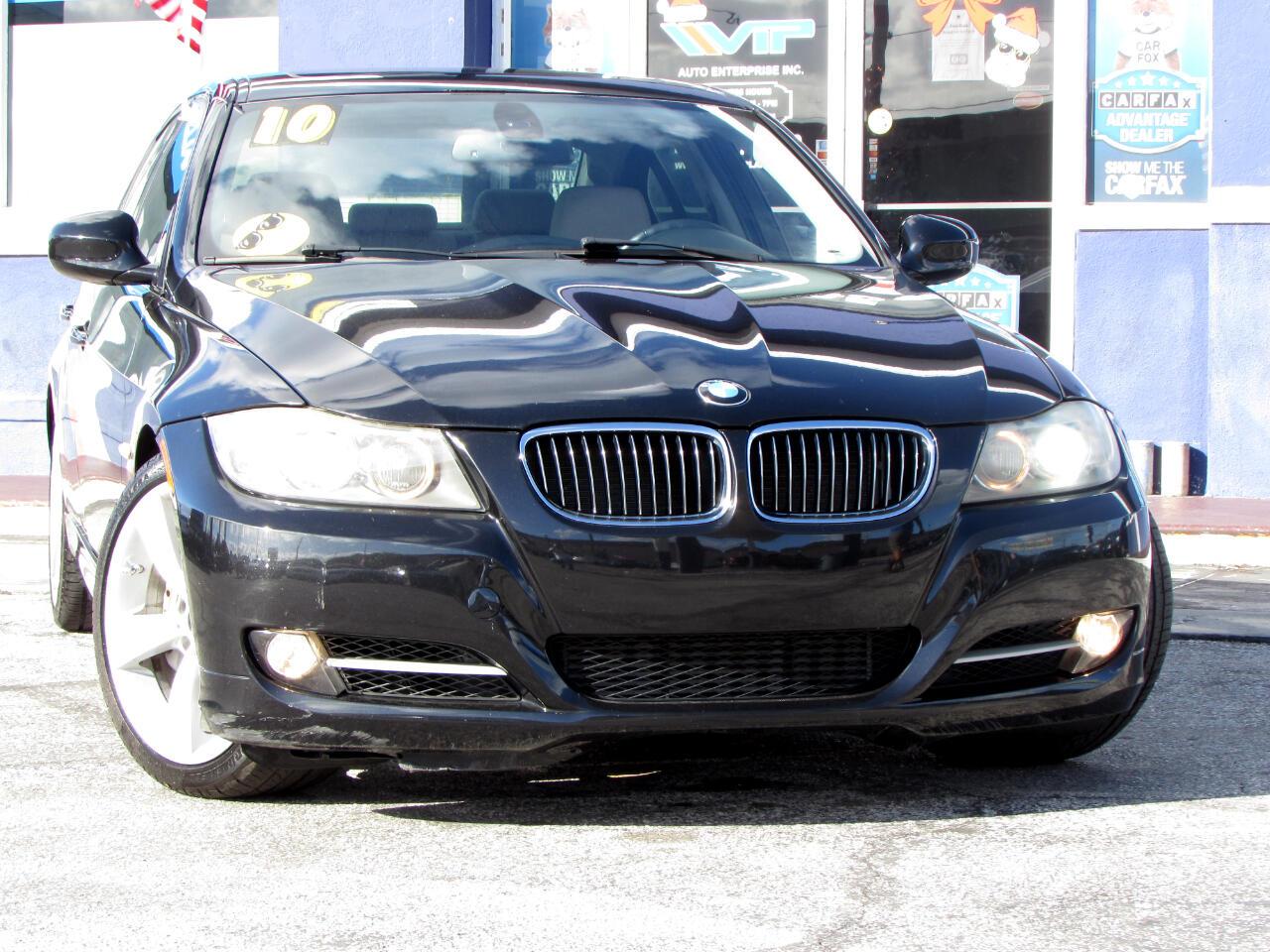 BMW 3 Series 4dr Sdn 335i RWD 2010