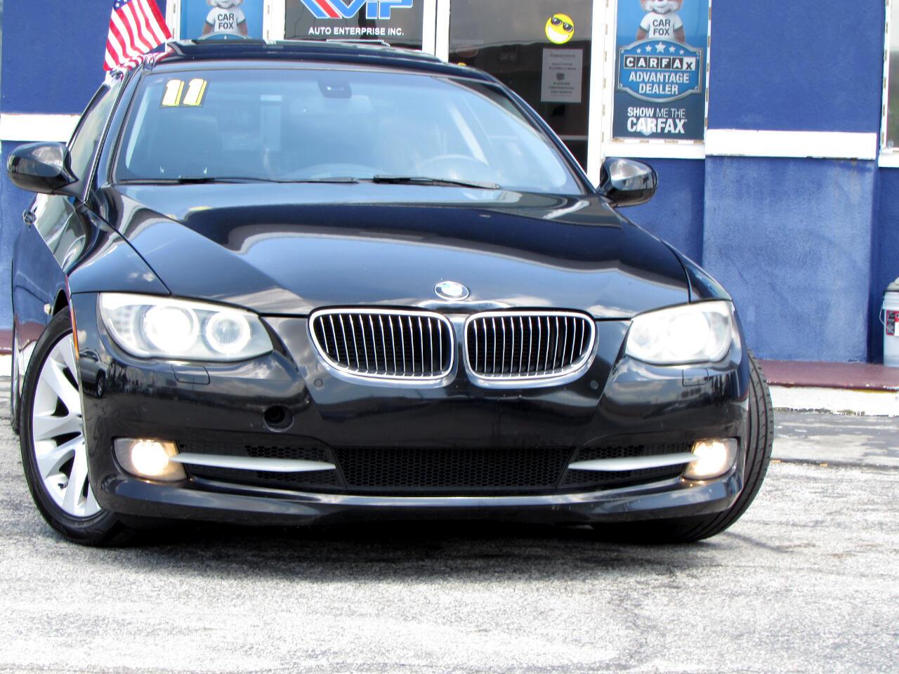 BMW 3 Series 2dr Cpe 328i RWD SULEV 2011