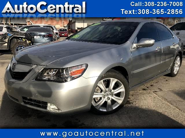 2010 Acura RL ADVANCE
